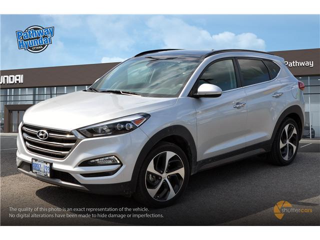 2016 Hyundai Tucson Ultimate (Stk: R61682) in Ottawa - Image 2 of 20