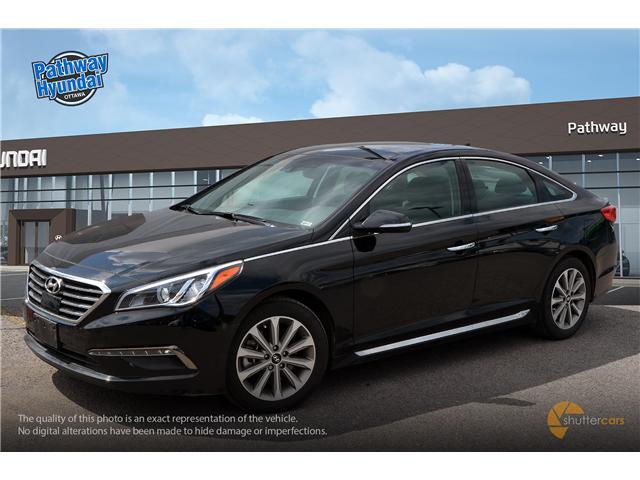 2016 Hyundai Sonata Limited (Stk: R61745) in Ottawa - Image 2 of 20