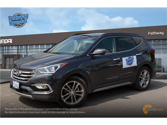 2017 Hyundai Santa Fe Sport 2.0T SE (Stk: XP30186) in Ottawa - Image 2 of 20