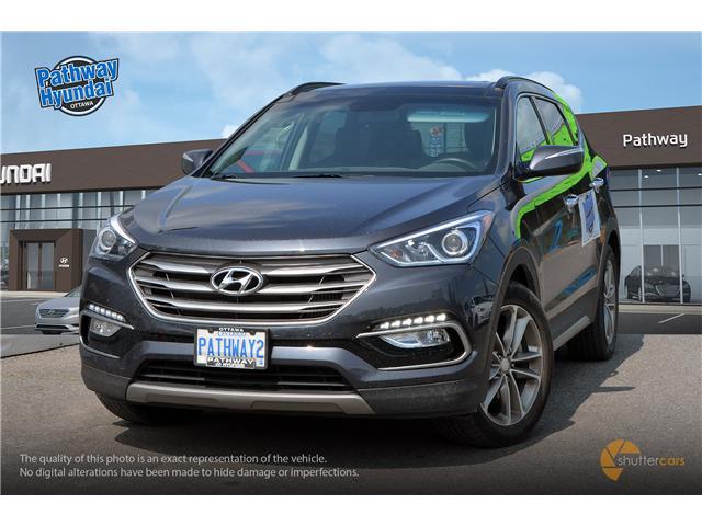 2017 Hyundai Santa Fe Sport 2.0T SE (Stk: XP30186) in Ottawa - Image 1 of 20