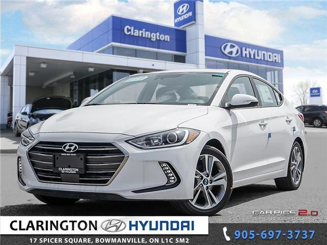2018 Hyundai Elantra GLS (Stk: 17660) in Clarington - Image 1 of 27