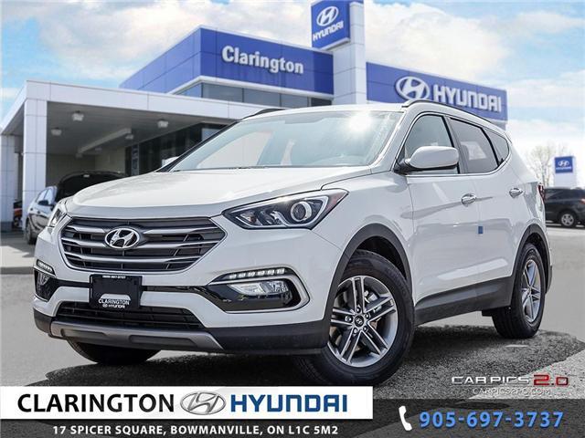 2018 Hyundai Santa Fe Sport 2.4 Base (Stk: 17663) in Clarington - Image 1 of 27