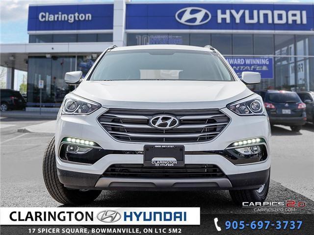 2018 Hyundai Santa Fe Sport 2.4 Base (Stk: 17663) in Clarington - Image 2 of 27