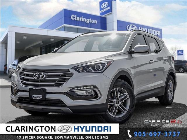2018 Hyundai Santa Fe Sport 2.4 Base (Stk: 17664) in Clarington - Image 1 of 27