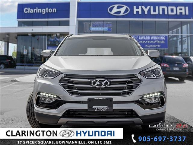 2018 Hyundai Santa Fe Sport 2.4 Base (Stk: 17664) in Clarington - Image 2 of 27