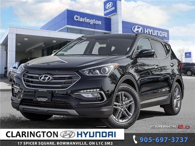 2018 Hyundai Santa Fe Sport 2.4 Luxury (Stk: 17641) in Clarington - Image 1 of 27