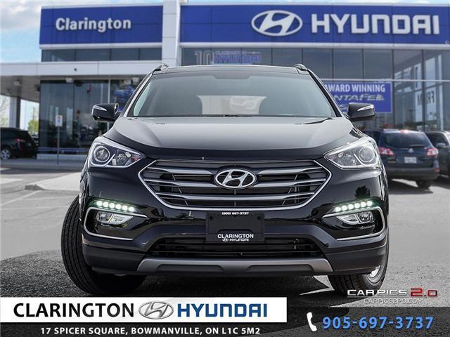 2018 Hyundai Santa Fe Sport 2.4 Luxury (Stk: 17641) in Clarington - Image 2 of 27