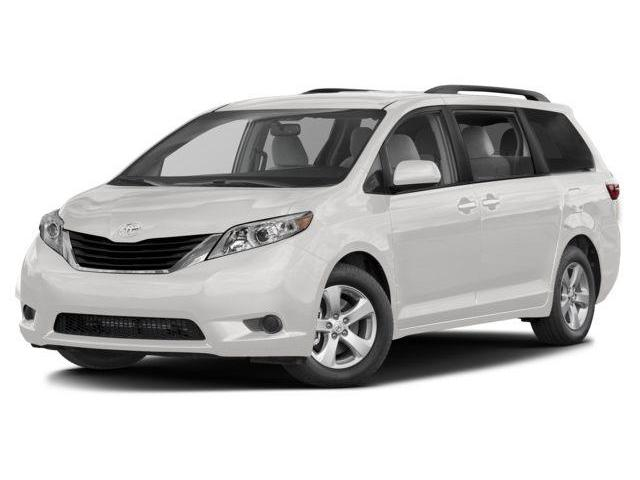 2017 Toyota Sienna LE 8 Passenger (Stk: 17485) in Peterborough - Image 1 of 9