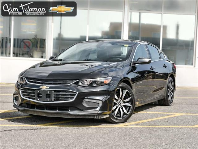 2017 Chevrolet Malibu 1LT (Stk: R5922) in Ottawa - Image 1 of 22