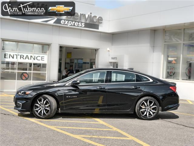 2017 Chevrolet Malibu 1LT (Stk: R5922) in Ottawa - Image 2 of 22