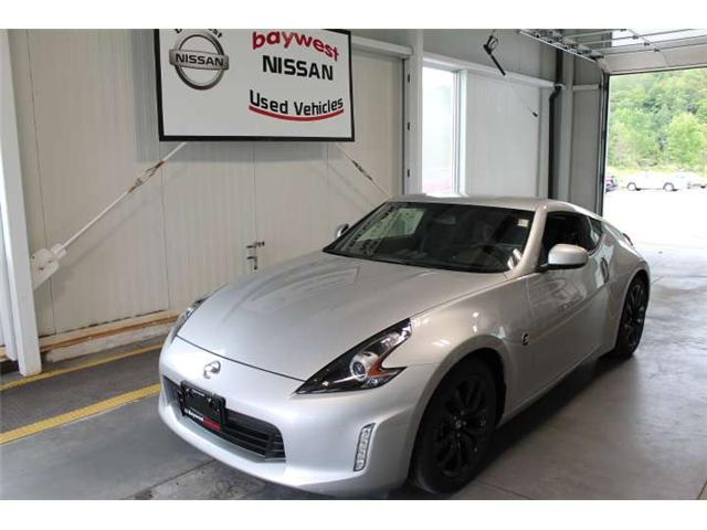 2018 Nissan 370Z Base (Stk: 18001) in Owen Sound - Image 1 of 11