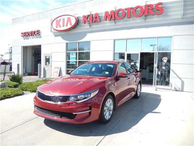 2018 Kia Optima  (Stk: 8PT4369) in Lethbridge - Image 1 of 20