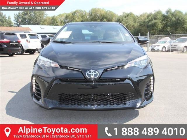 2017 Toyota Corolla SE (Stk: C958675) in Cranbrook - Image 8 of 19