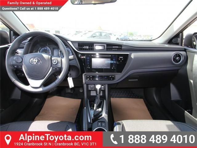2017 Toyota Corolla SE (Stk: C958675) in Cranbrook - Image 10 of 19