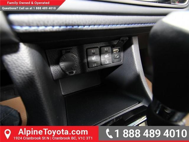 2017 Toyota Corolla SE (Stk: C958675) in Cranbrook - Image 13 of 19