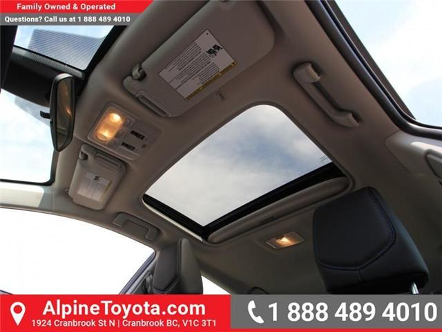 2017 Toyota Corolla SE (Stk: C958675) in Cranbrook - Image 14 of 19