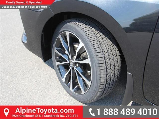 2017 Toyota Corolla SE (Stk: C958675) in Cranbrook - Image 17 of 19