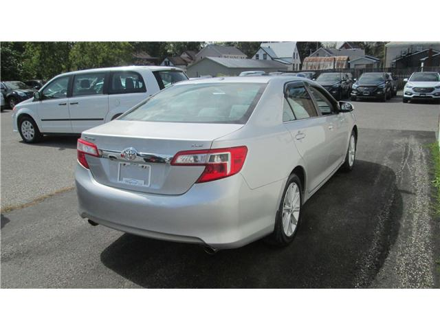 2013 Toyota Camry XLE V6 (Stk: 171115) in Kingston - Image 6 of 13