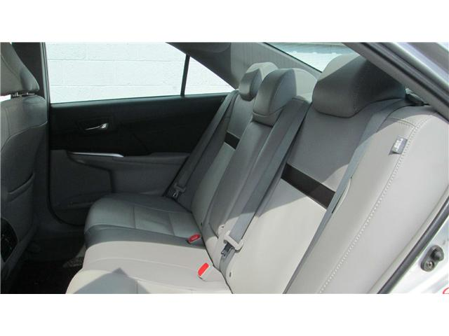 2013 Toyota Camry XLE V6 (Stk: 171115) in Kingston - Image 11 of 13