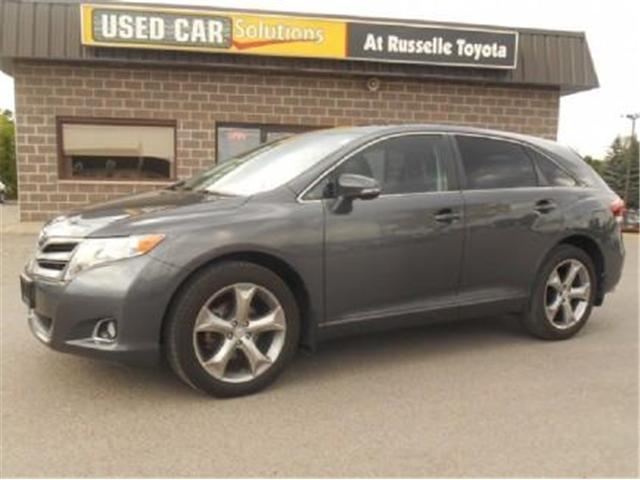 2014 Toyota Venza Base V6 (Stk: U6099) in Peterborough - Image 1 of 9