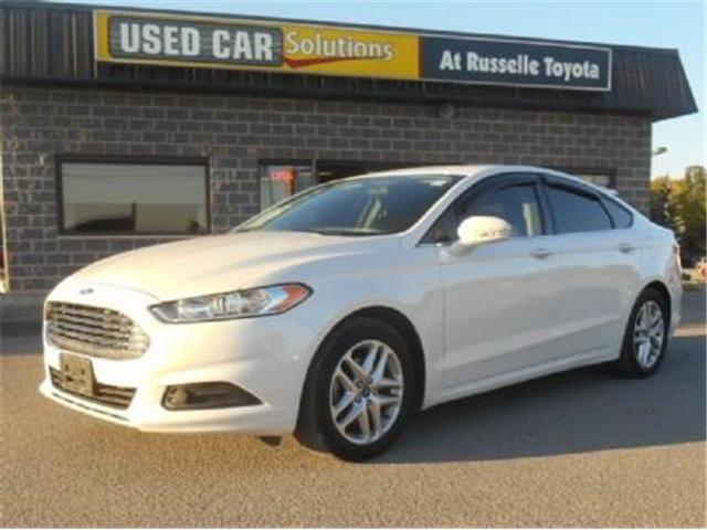 2013 Ford Fusion SE (Stk: D60751) in Peterborough - Image 1 of 9