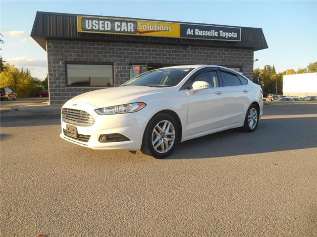 2013 Ford Fusion SE (Stk: D60751) in Peterborough - Image 2 of 9
