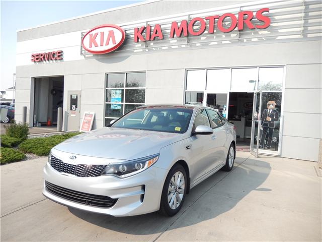 2018 Kia Optima  (Stk: 8PT1021) in Lethbridge - Image 1 of 19
