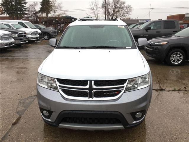 2017 Dodge Journey SXT (Stk: HT551088) in Mississauga - Image 2 of 5