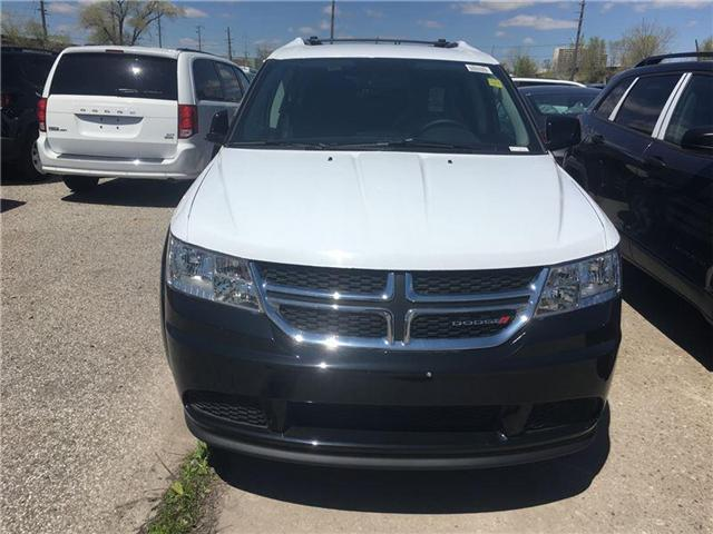 2017 Dodge Journey CVP/SE (Stk: HT551086) in Mississauga - Image 2 of 5