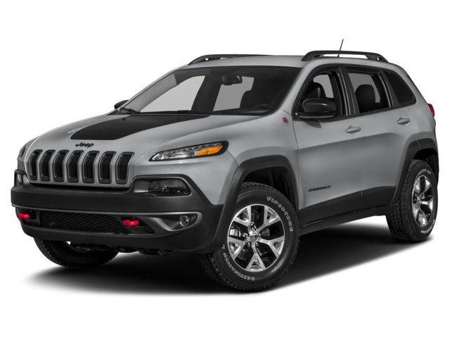 2018 Jeep Cherokee Trailhawk (Stk: 181026) in Thunder Bay - Image 1 of 10