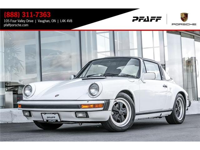 1986 Porsche 911 Carrera Cabriolet (Stk: U6064) in Vaughan - Image 1 of 11