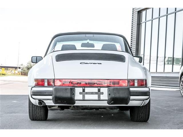 1986 Porsche 911 Carrera Cabriolet (Stk: U6064) in Vaughan - Image 3 of 11