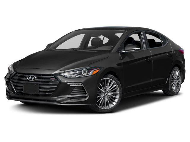 2018 Hyundai Elantra  (Stk: 8L5529) in Hamilton - Image 1 of 9