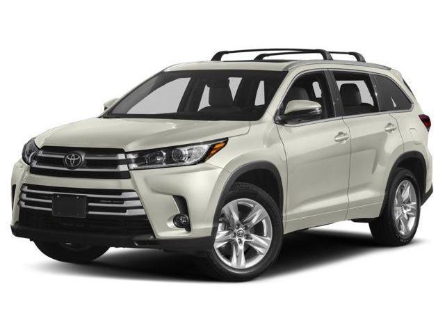 2017 Toyota Highlander Limited (Stk: 55911) in Ottawa - Image 1 of 9