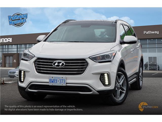 2017 Hyundai Santa Fe XL Limited (Stk: R75377) in Ottawa - Image 1 of 20