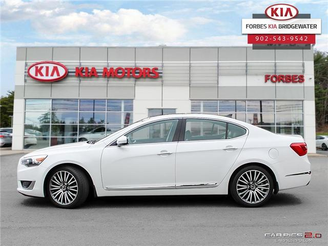 2016 Kia Cadenza Tech (Stk: 16230) in Hebbville - Image 2 of 24