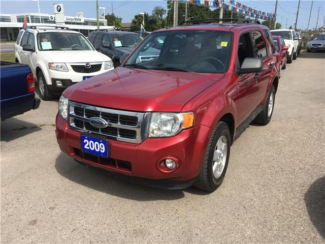 2009 Ford Escape XLT 4WD V6 (Stk: P3260) in Newmarket - Image 1 of 19