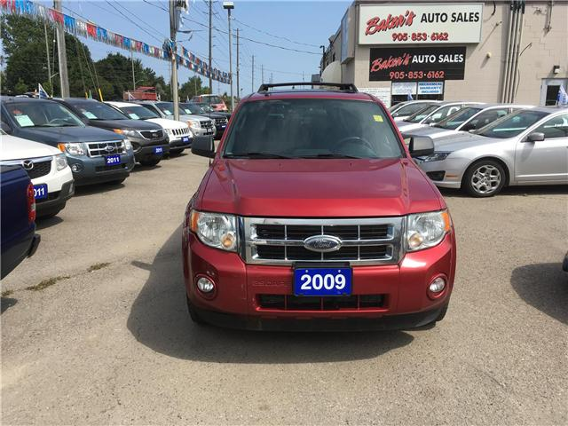 2009 Ford Escape XLT 4WD V6 (Stk: P3260) in Newmarket - Image 2 of 19