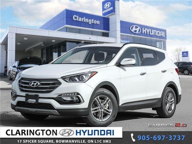 2018 Hyundai Santa Fe Sport 2.4 Premium (Stk: 17675) in Clarington - Image 1 of 27