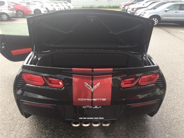 2016 Chevrolet Corvette Stingray (Stk: 9-3858-0) in Castlegar - Image 13 of 30