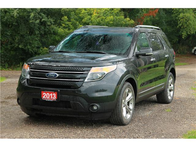 2013 Ford Explorer Limited (Stk: 1708426) in Waterloo - Image 1 of 28
