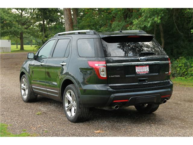 2013 Ford Explorer Limited (Stk: 1708426) in Waterloo - Image 3 of 28