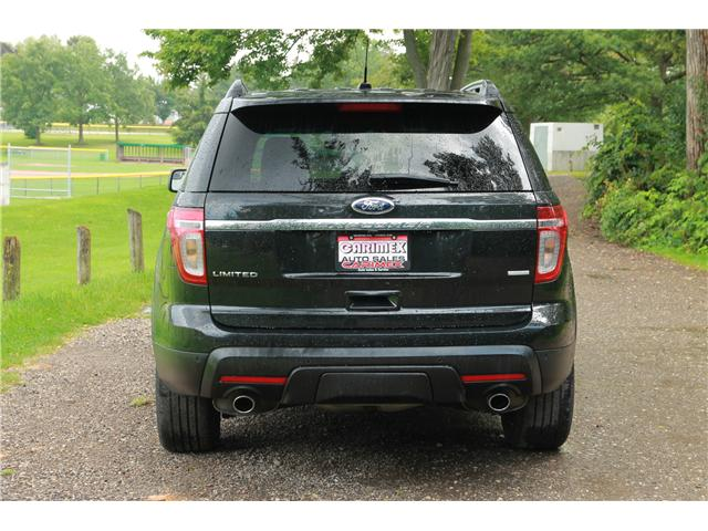 2013 Ford Explorer Limited (Stk: 1708426) in Waterloo - Image 4 of 28
