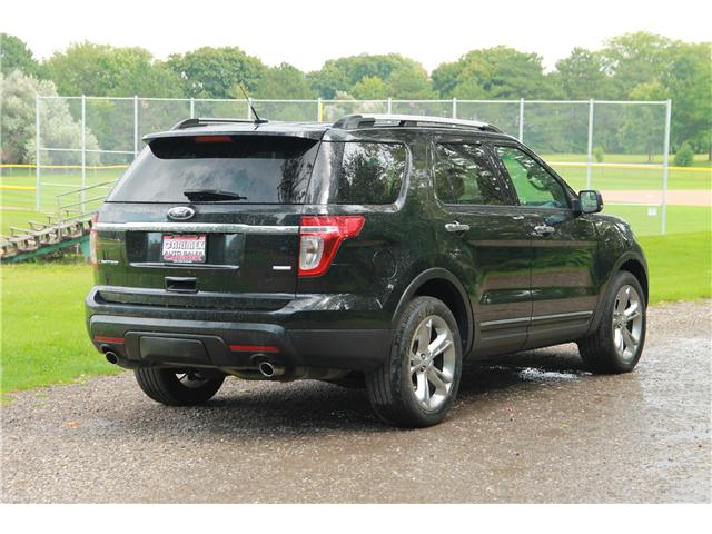 2013 Ford Explorer Limited (Stk: 1708426) in Waterloo - Image 5 of 28
