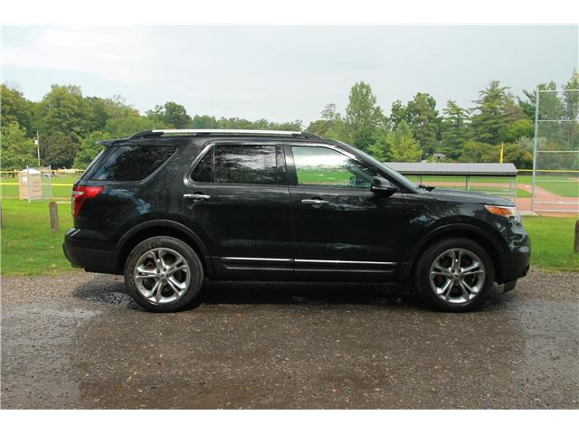 2013 Ford Explorer Limited (Stk: 1708426) in Waterloo - Image 6 of 28