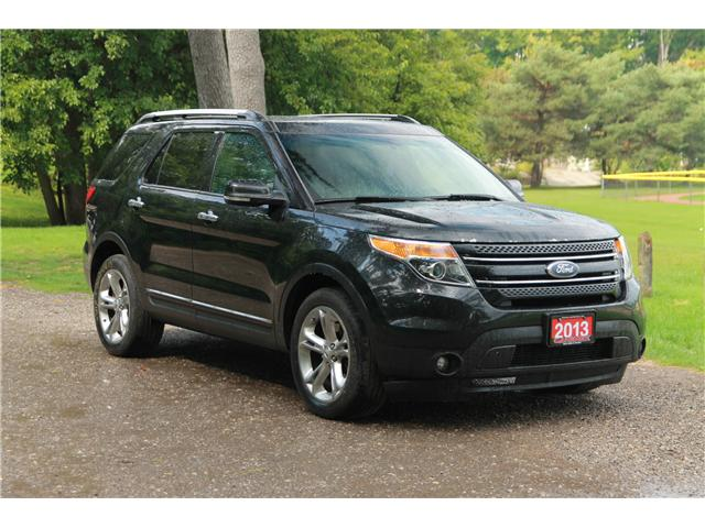 2013 Ford Explorer Limited (Stk: 1708426) in Waterloo - Image 7 of 28