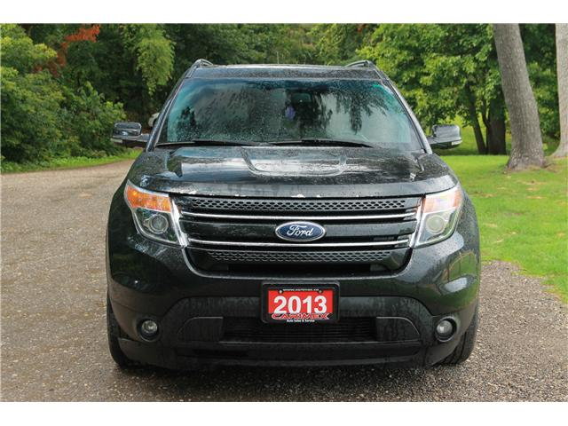 2013 Ford Explorer Limited (Stk: 1708426) in Waterloo - Image 8 of 28
