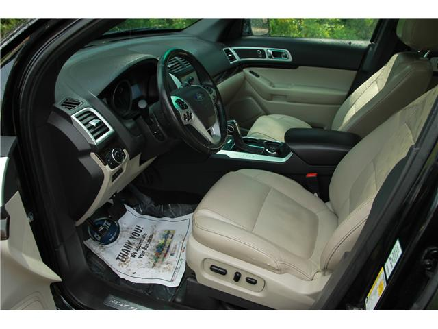 2013 Ford Explorer Limited (Stk: 1708426) in Waterloo - Image 10 of 28