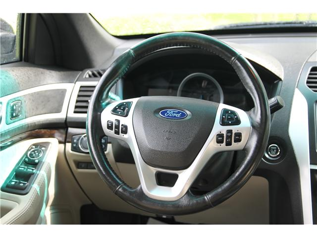 2013 Ford Explorer Limited (Stk: 1708426) in Waterloo - Image 12 of 28