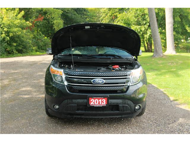 2013 Ford Explorer Limited (Stk: 1708426) in Waterloo - Image 27 of 28